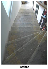 Staircase Restoration(Before)