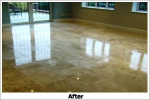 Cleaning Travertine Floors